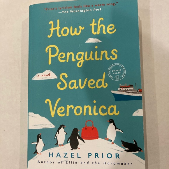 NEW Book-How the Penguins Saved Veronica